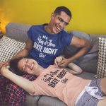 Couples Stay At Home Date Night Shirt